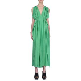STELLA McCARTNEY, Maxi, Washed Silk Hayward Dress