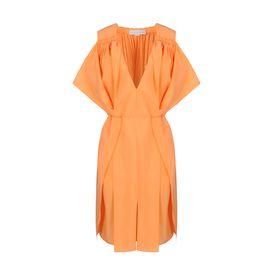 STELLA McCARTNEY, Midi, Washed Silk Kaia Dress