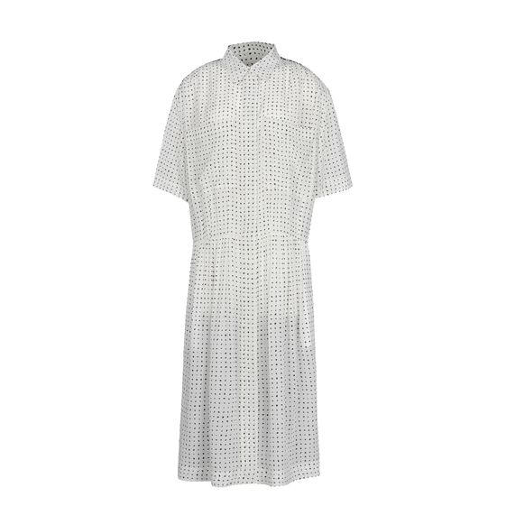 Stella McCartney, Painted Spot Claudette Dress