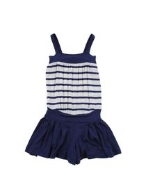 JUNIOR GAULTIER - Short dungaree