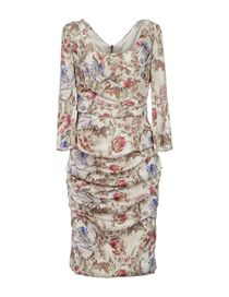 DOLCE & GABBANA - 3/4 length dress