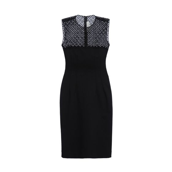 Stella McCartney, Embroidered Sleeveless Dress