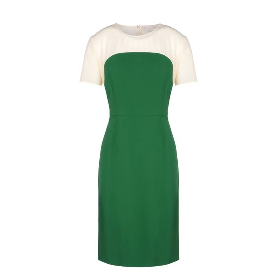 Stella McCartney, Kleid Honoria aus Stretch Cady