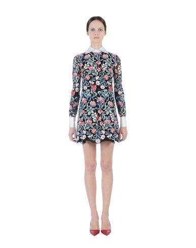 VALENTINO - Embroidered dress