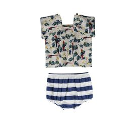 STELLA McCARTNEY KIDS, Robes &amp; Combinaisons, Ensemble Emma 