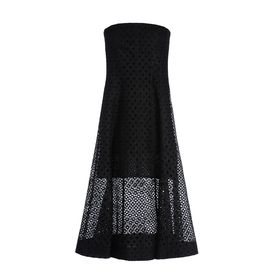 STELLA McCARTNEY, Knee Length, Cutwork Embroidery Mathilde Dress
