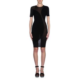 STELLA McCARTNEY, Mini, Short Sleeves Dress