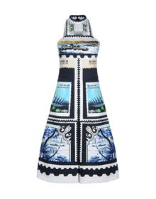 3/4 length dress - MARY KATRANTZOU