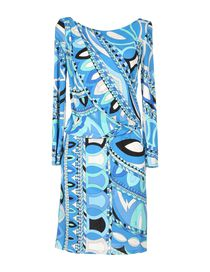 EMILIO PUCCI - Knee-length dress