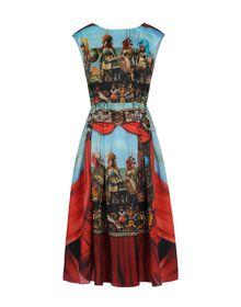 3/4 length dress - DOLCE &amp; GABBANA