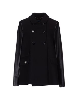 BLUMARINE - Mid-length jacket