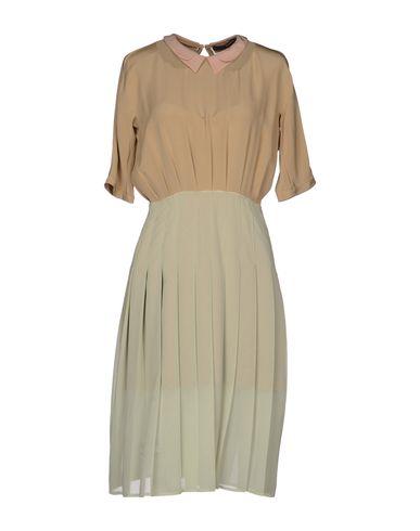 Платье до колена MAURIZIO PECORARO 34358757LR