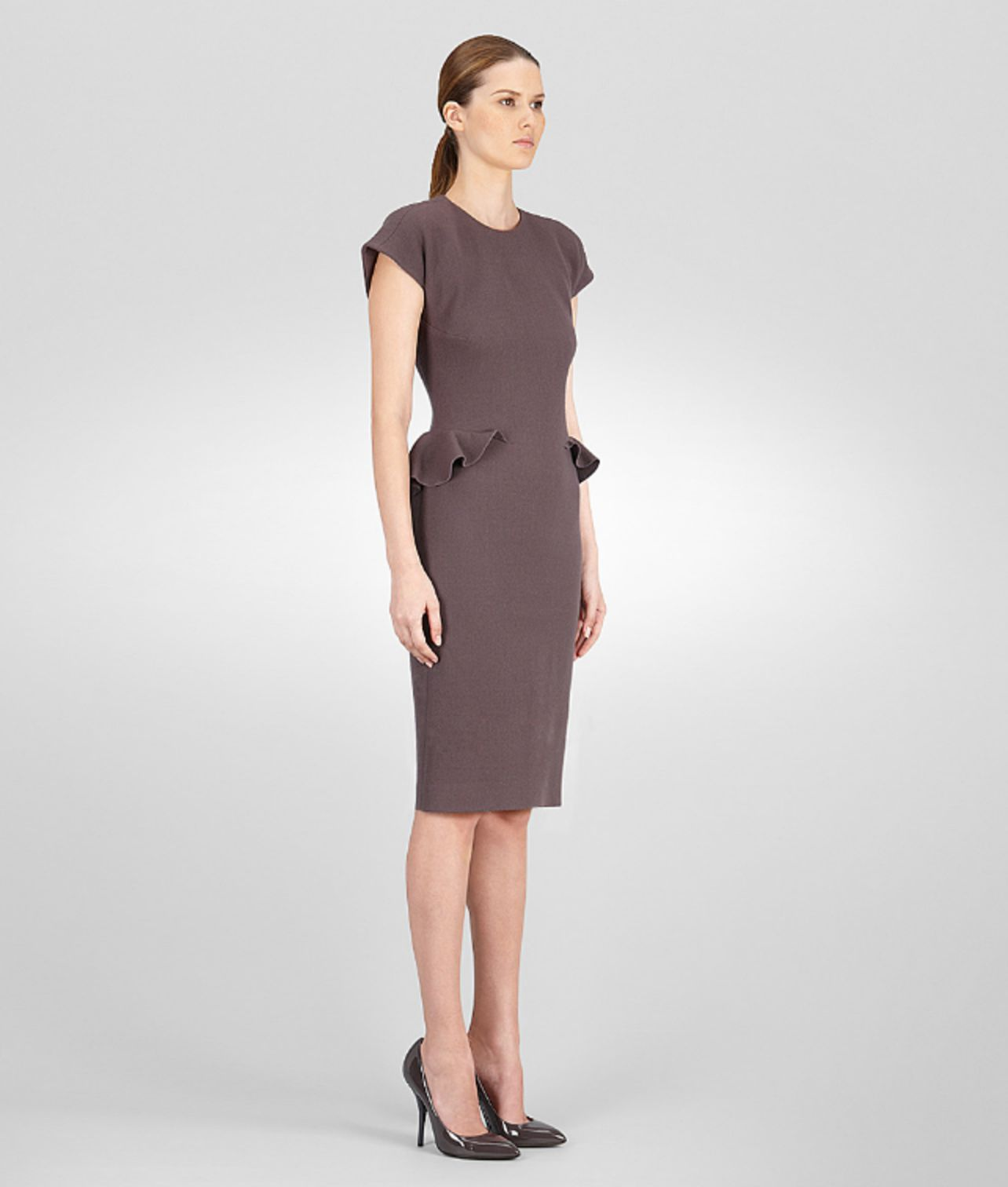 BOTTEGA VENETA - Crepe Italien Dress