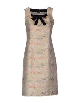 JIL SANDER NAVY - Kleitas - īsas kleitas