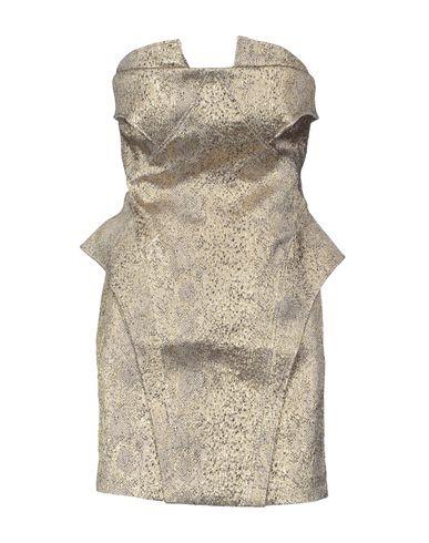 Короткое платье FAITH CONNEXION 34373494WA