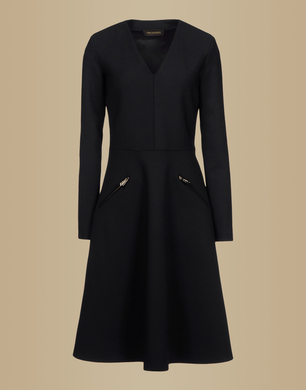TRUSSARDI - Mid-length dress