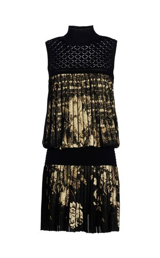 Short dress - ROBERTO CAVALLI - 92% Viscose, 4% Polyamid, 4% Polyester