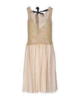 ...À_LA_FOIS... - ПЛАТЬЯ - Короткие платья