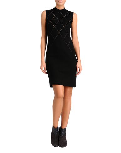 Diamond Knit Dress