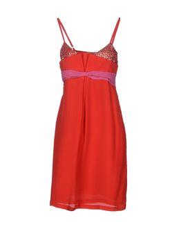 LE RAGAZZE DI ST. BARTH - ПЛАТЬЯ - Короткие платья