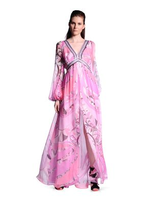 EMILIO PUCCI - Long dress