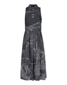 3/4 length dress - CHRISTOPHER KANE