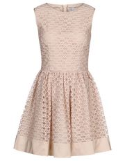 REDValentino - Embroidered dress