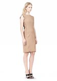 ALEXANDER WANG EXPOSED DART SHEATH DRESS Short Dress Adult 8_n_e