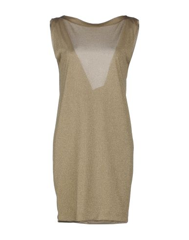 Короткое платье NUDE 34405761OE