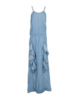 PATRIZIA PEPE Long dresses $ 225.00