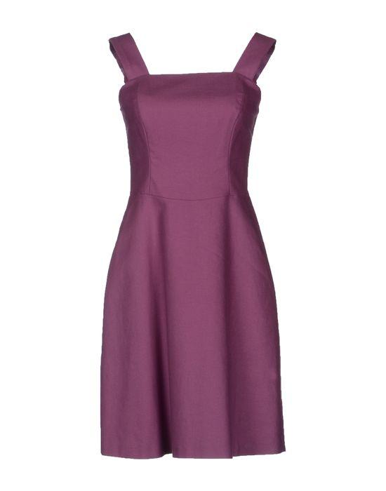 Короткое платье TOCCA. Цвет: розовато-лиловый