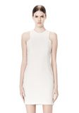 ALEXANDER WANG EXCLUSIVE CROSSOVER BACK SHIFT DRESS Short Dress Adult 8_n_d