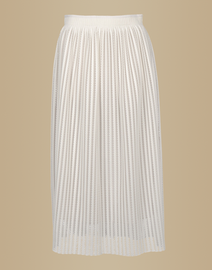 TRUSSARDI - 3/4 length skirt