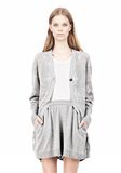 ALEXANDER WANG ARGYLE MENS INSPIRED CARDIGAN AND BOXER KNIT DRESS Adult 8_n_d