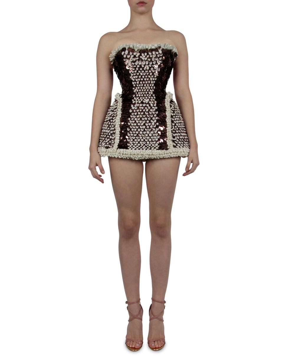 jane mini dress dresses Woman Dsquared2