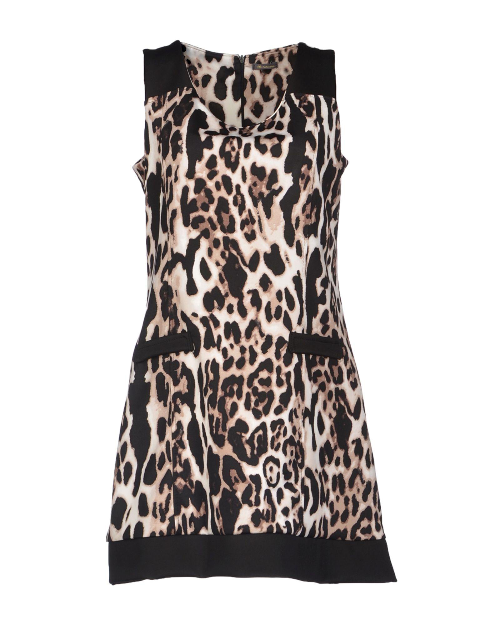 P.B. COLLECTION Short dresses