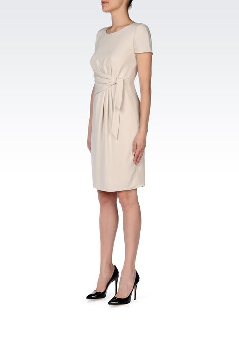 DRESS IN CADY: Short Dresses Women by Armani - 3