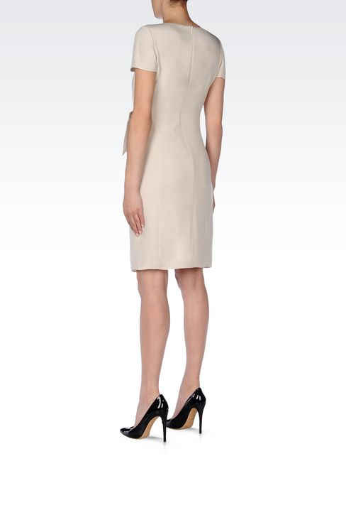 DRESS IN CADY: Short Dresses Women by Armani - 4