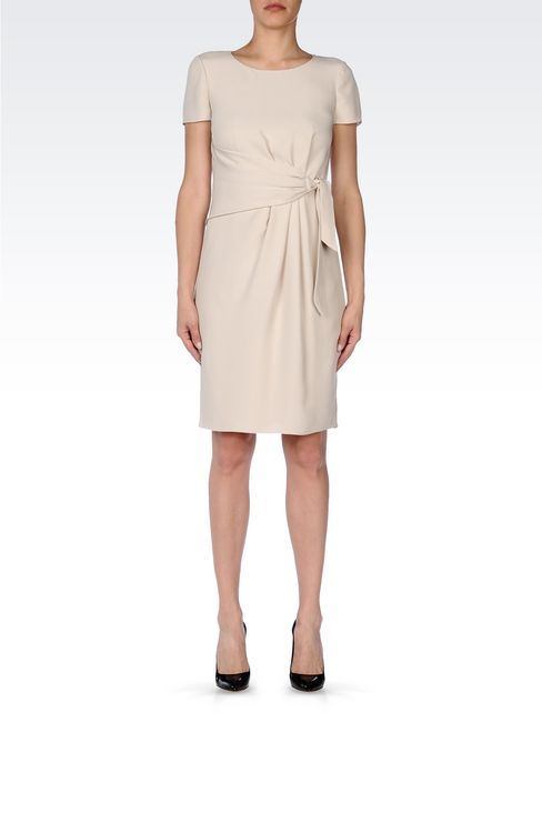 DRESS IN CADY: Short Dresses Women by Armani - 2