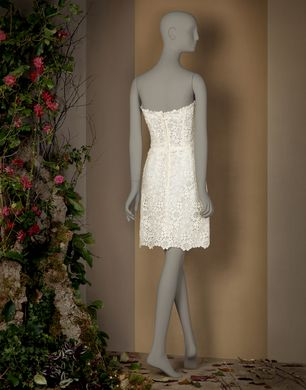 LACE BUSTIER DRESS - Short dresses - Dolce&Gabbana - Winter 2016