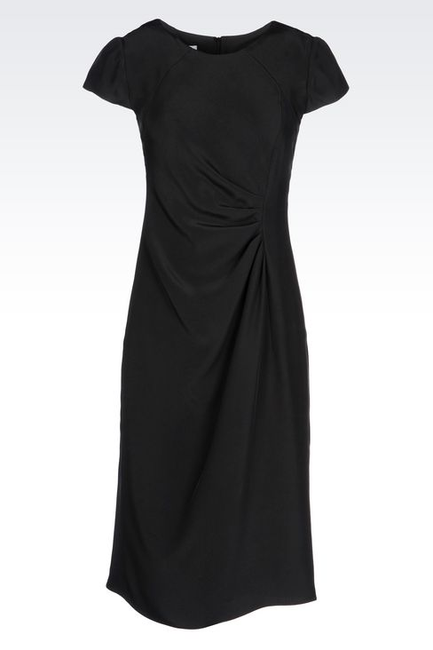 DRESS IN CADY: 3/4 Length Dresses Women by Armani - 1