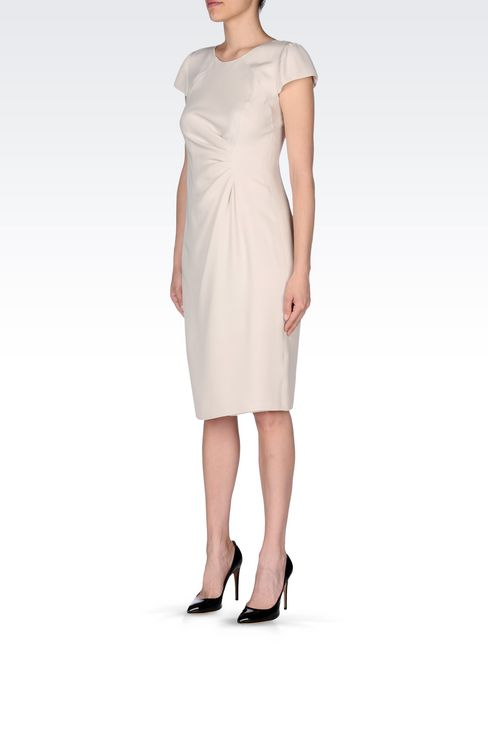 DRESS IN CADY: 3/4 Length Dresses Women by Armani - 3