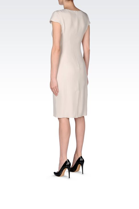 DRESS IN CADY: 3/4 Length Dresses Women by Armani - 4