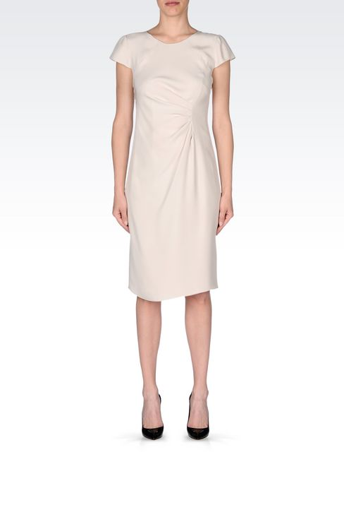 DRESS IN CADY: 3/4 Length Dresses Women by Armani - 2