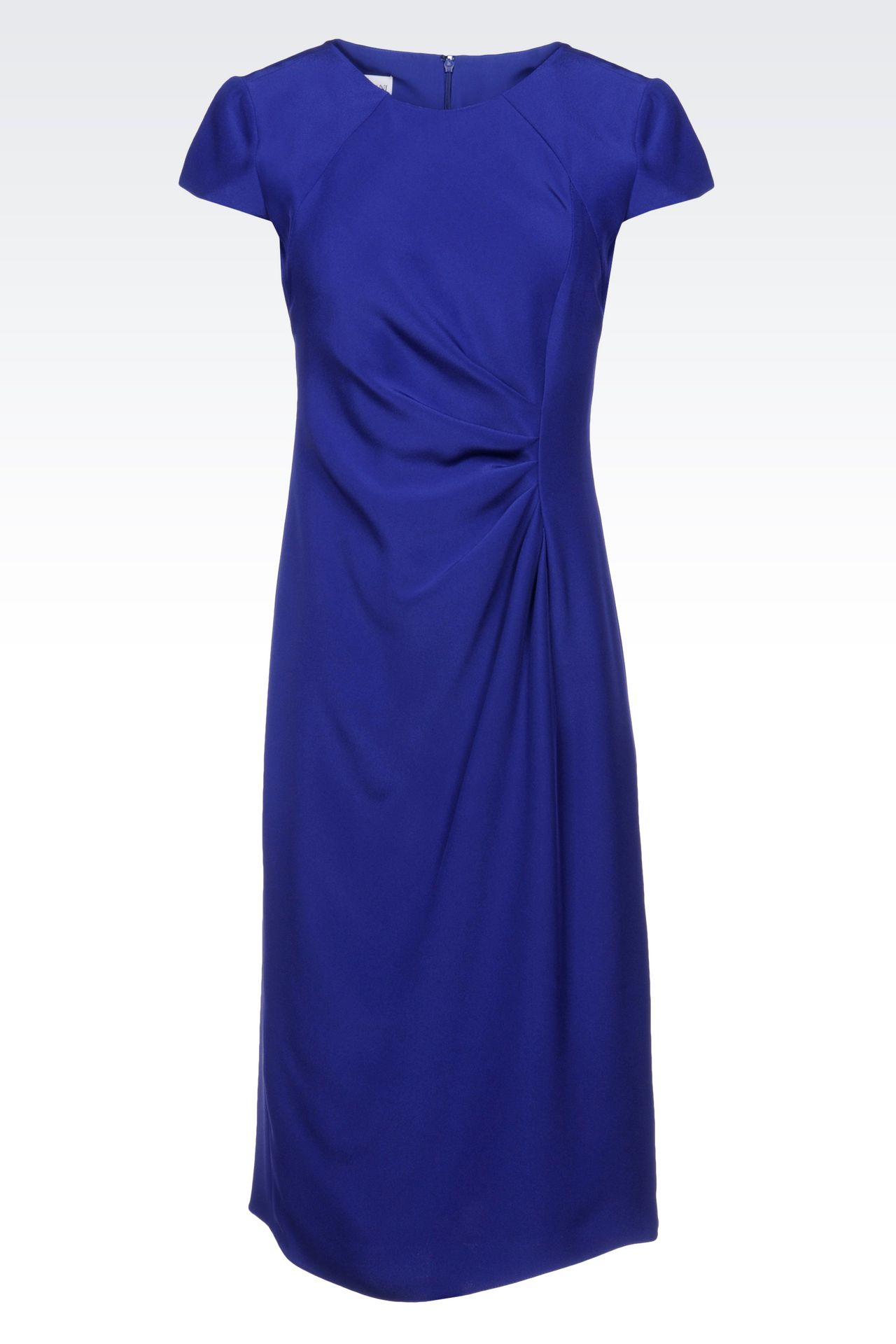 DRESS IN CADY: 3/4 Length Dresses Women by Armani - 0