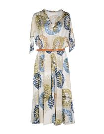 GALLIANO - 3/4 length dress