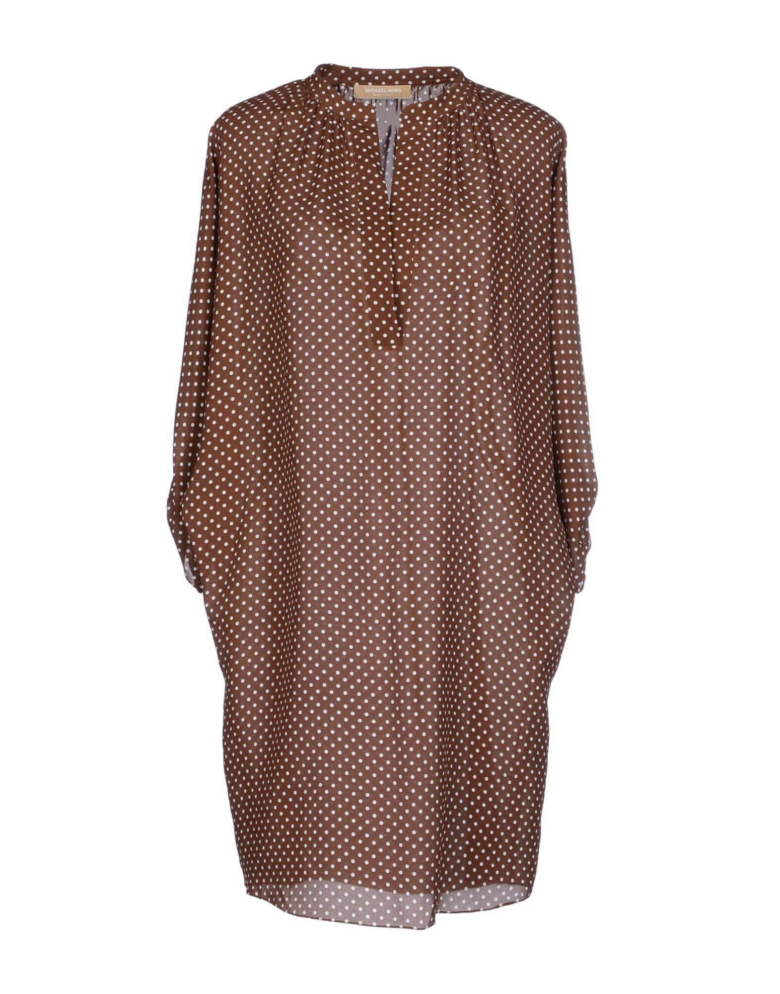 michael kors female michael kors short dresses