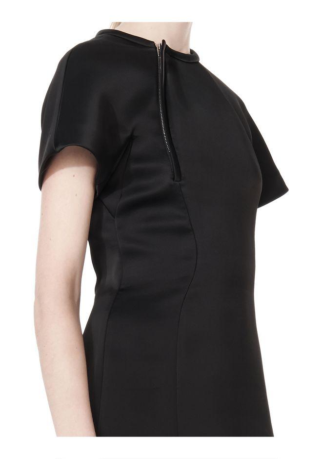 ALEXANDER WANG EXCLUSIVE SCULPTED T-SHIRT DRESS Short Dress Adult 12_n_a
