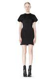 ALEXANDER WANG EXCLUSIVE SCULPTED T-SHIRT DRESS Short Dress Adult 8_n_f