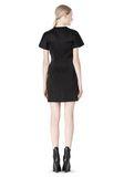 ALEXANDER WANG EXCLUSIVE SCULPTED T-SHIRT DRESS Short Dress Adult 8_n_r